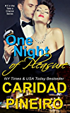One Night of Pleasure: Sexy Hot Miltary Heroes - Navy, Army, Marines and More (Take a Chance Book 5)