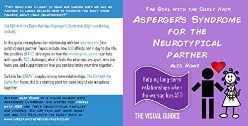 Asperger's Syndrome for the Neurotypical Partner: by the girl with the curly hair (The Visual Guides Book 6)