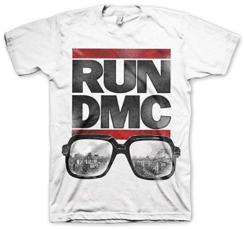 (Sixty One Run DMC - Glasses Logo)