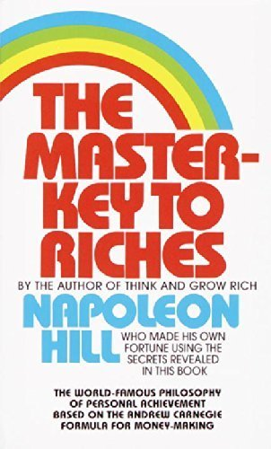 Master-Key to Riches by Napoleon Hill (1986-10-12)