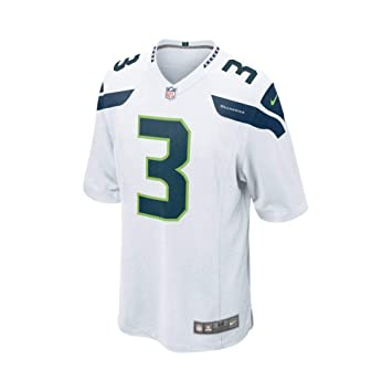 f855e856a3c93 Amazon.com : Nike Men's Russell Wilson Seattle Seahawks Game Jersey ...