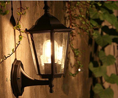 Vintage Outdoor Garage Lights - 2
