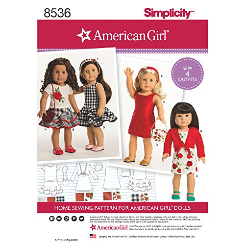 Simplicity Creative Patterns Crafts, (One Size)