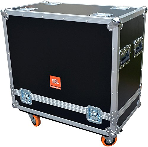 JBL Bags Flight Case - Holds 2 PRX812W by JBL Bags