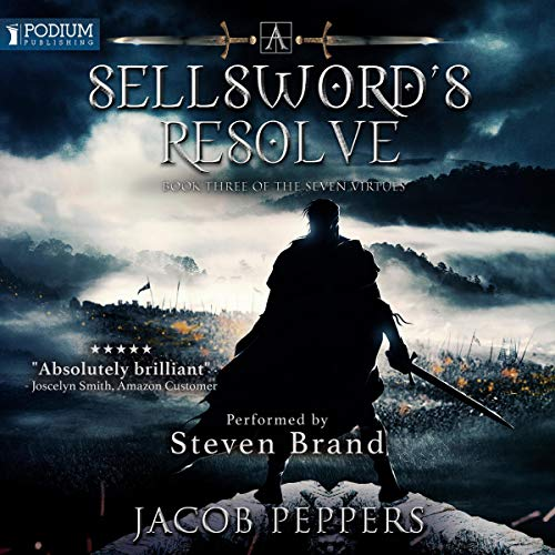 Pdf Fiction A Sellsword's Resolve: The Seven Virtues, Book 3