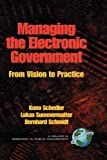 Managing the Electronic Government, Kuno Schedler and Lukas Summermatter, 1593112459