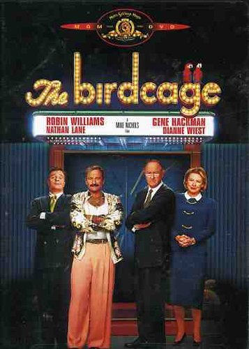 DVD : The Birdcage