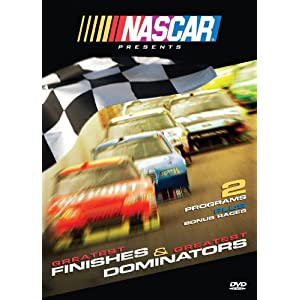 NASCAR: Greatest Finishes & Greatest Dominators (2009)