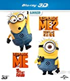 Animation - Despicable Me 3D / Despicable Me 2 3D Blu-Ray Best Value Set (2BDS) [Japan LTD BD] GNXF-1832