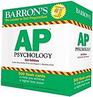 Barron's AP Psychology Flash Cards