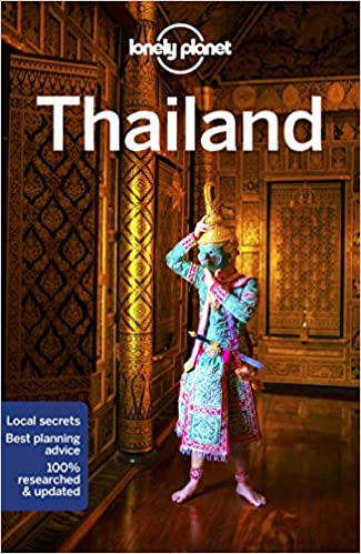 The Lonely Planet - Thailand (2018 Edition) travel product recommended by Jenny Terry on Lifney.