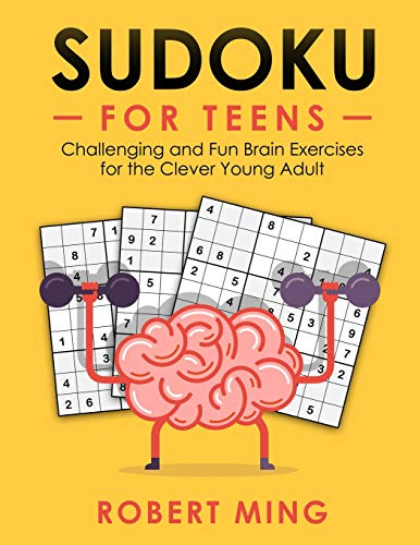 Pdf Humor Sudoku for Teens: Challenging and Fun Brain Exercises for the Clever Young Adult