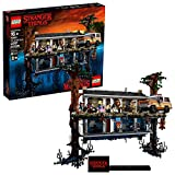 Fans of the global hit Netflix original series will appreciate the authentic details of this highly collectible LEGO Stranger Things toy – 75810 The Upside Down. This sturdy, brick-built model can flip between the real world and The Upside Down. The ...