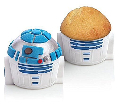 Star Wars R2-D2 Cupcake Pan for sale  Delivered anywhere in USA