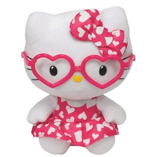 Ty Hello Kitty - Heart Dress -
