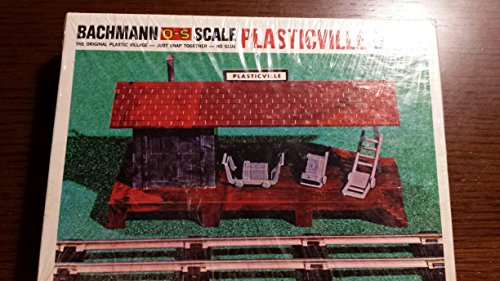(Bachman O-S Scale Plasticville USA Loading Platform 1817)