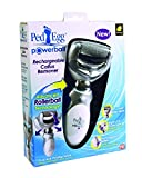 PedEgg Powerball Rechargeable Callus Remover by BulbHead (1 Pack)