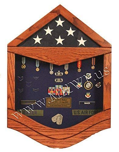 E-6-Air-Force-Technical-Sergeant-TSgt-Shadow-BoxRetirement-Display