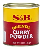 S & B Curry Pwdr Oriental