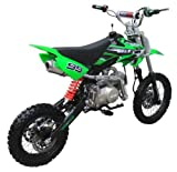 Coolster 125cc Manual Clutch Mid Size Cali Legal