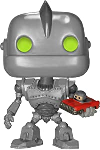 Funko POP Sci-Fi: Iron Giant with Car Action Figure