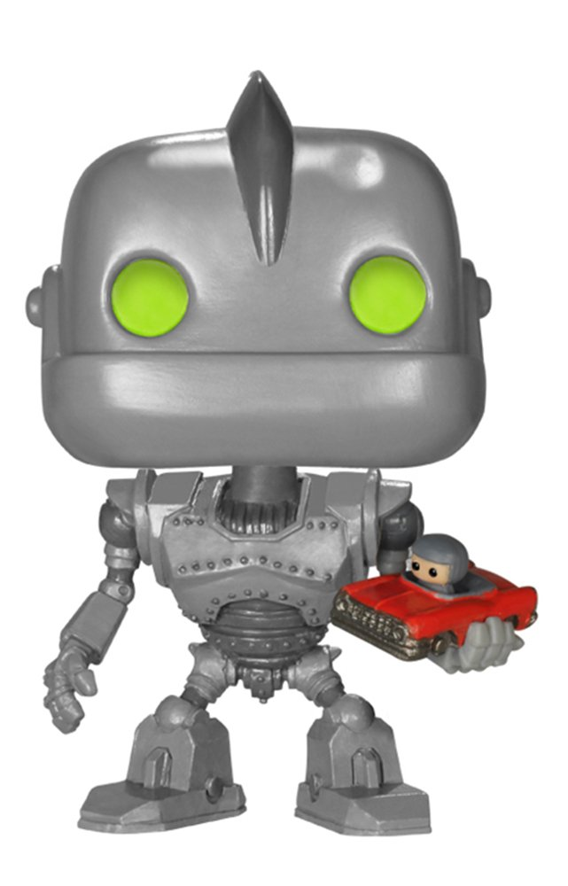 Iron Giant with Car Action Figure 6412 Misc Funko POP Sci-Fi Product