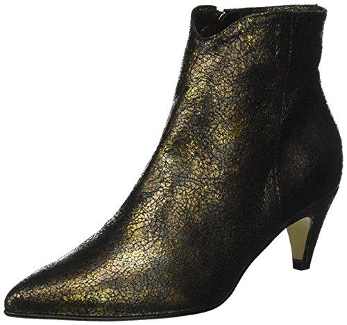 Noe Antwerp Ladies Nazuza Short Boots Black (nero)