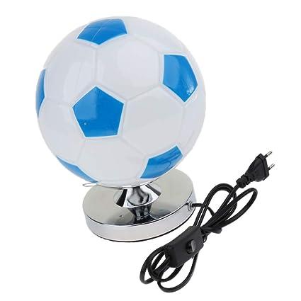Perfk Fussball Design Lampe Nachtleuchte