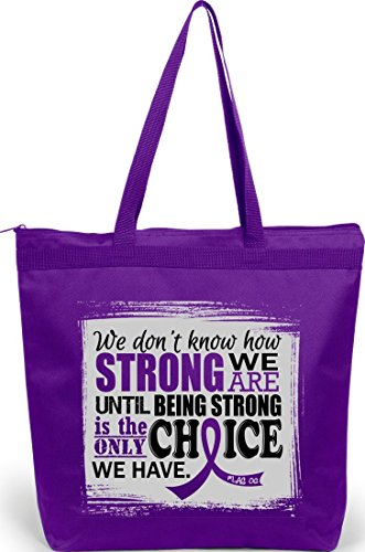 How Strong We Are Tote Bag