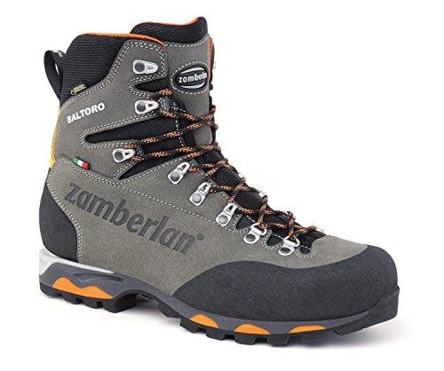 Zamberlan - 1000 baltoro gtx - perwanger leather boots - graphite/black - 11 by Zamberlan