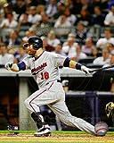 Ryan Doumit Minnesota Twins MLB Action Photo 8x10