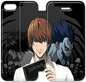 Premium Flip Ultra Slim Death Note-20 iPhone 6/6S 4.7 Inch Leather Flip Case