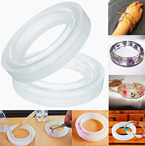Jetloter DIY Liquid Resin Molds Jewelry Making Tool for