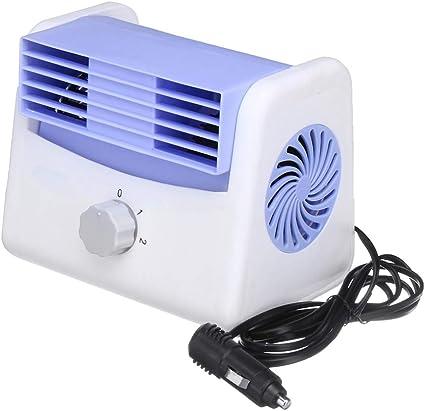 Ventilador Autom/ático,Port/átil Ventilador Silencioso 24V