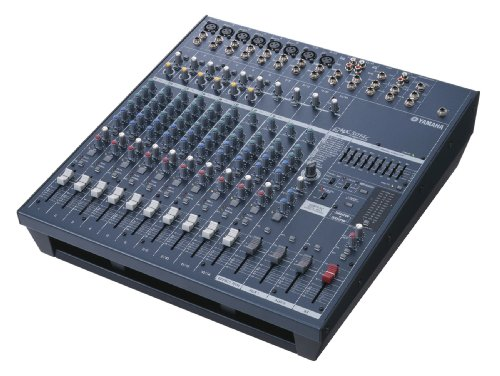 Yamaha EMX5014C 14-Input Powered Mixer by Yamaha