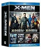 X-Men: The Future Past Collection (X-Men / X2 / X-Men 3: The Last Stand / X-Men: First Class / X-Men: Days of Future Past) [Blu-ray] (Bilingual)