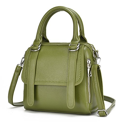 De Bolso Diagonal Nuevo Verde green Puede Moda Señoras Moda Ocio Bolso Meoaeo Piedra Ser Hq6nRIEWwn