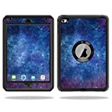 MightySkins Protective Vinyl Skin Decal for OtterBox Defender Apple iPad Mini 4 Case wrap Cover Sticker Skins Nebula