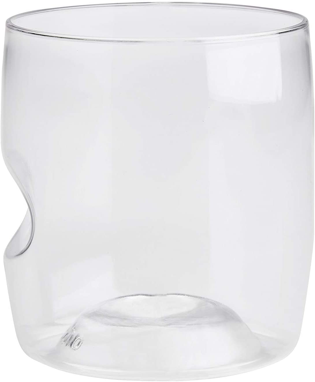 Govino Dishwasher Safe Flexible Shatterproof Recyclable Whiskey Glasses 14-ounce, Set of 4