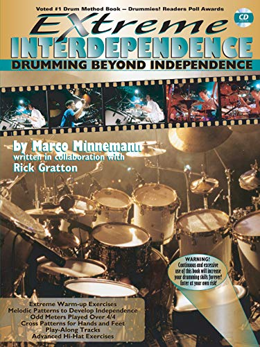 - Extreme Interdependence: Drumming Beyond Independence, Book & CD (Percussion)