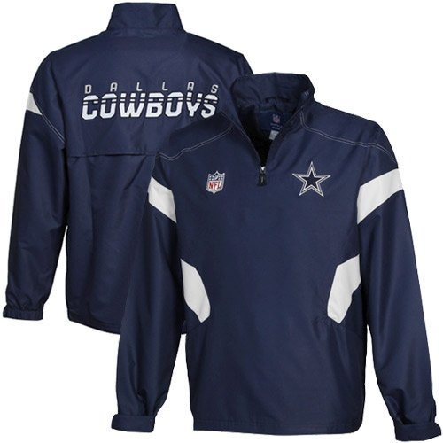 the best attitude f71e5 f90ca Dallas Cowboys Sideline Jacket Adult Size Medium - Authentic ...