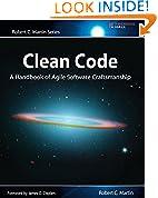 #4: Clean Code: A Handbook of Agile Software Craftsmanship