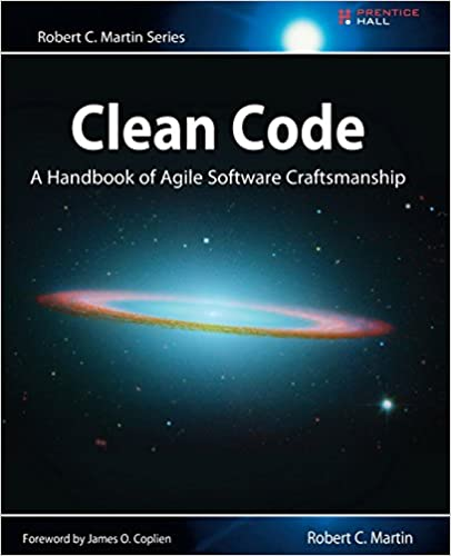 Clean code a handbook of agile software craftsmanship robert c clean code a handbook of agile software craftsmanship 1st edition fandeluxe Image collections