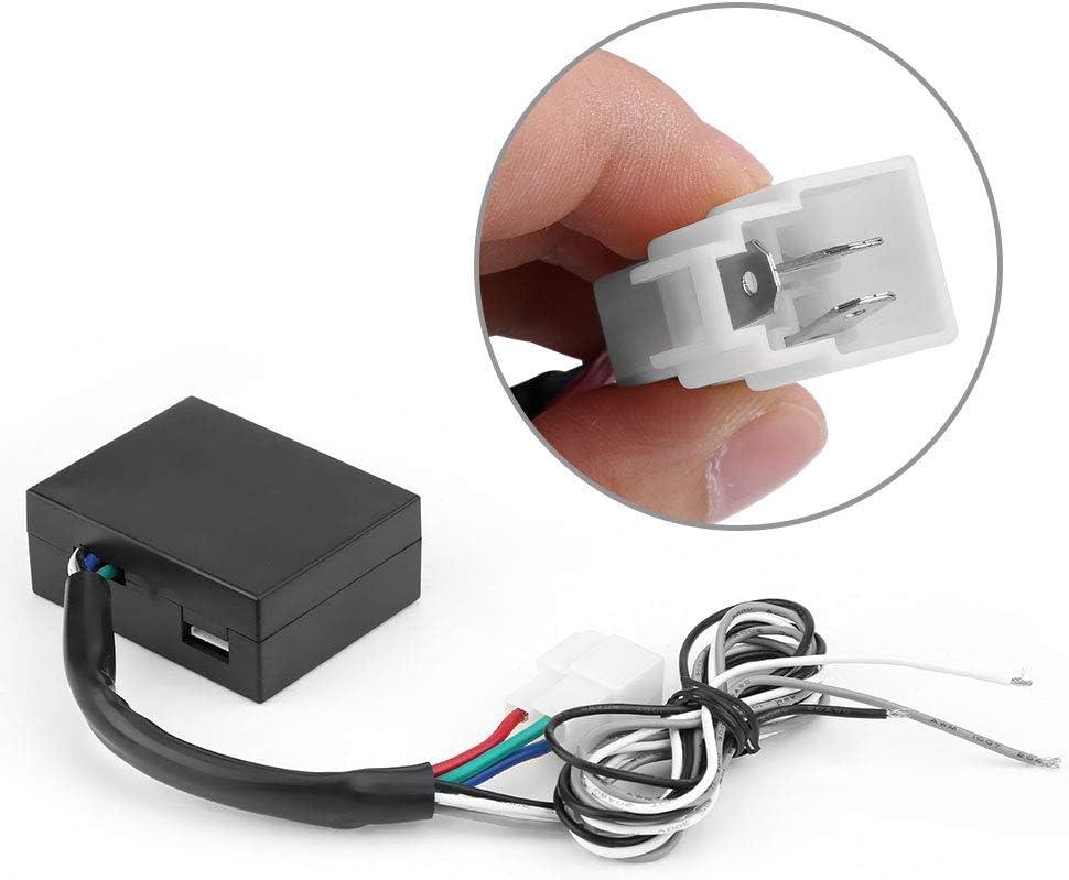 Time Retarder Turbo Timer 12V Universal Auto Modified Turbo Timer Device Digital LED Display Parking Time Retarder