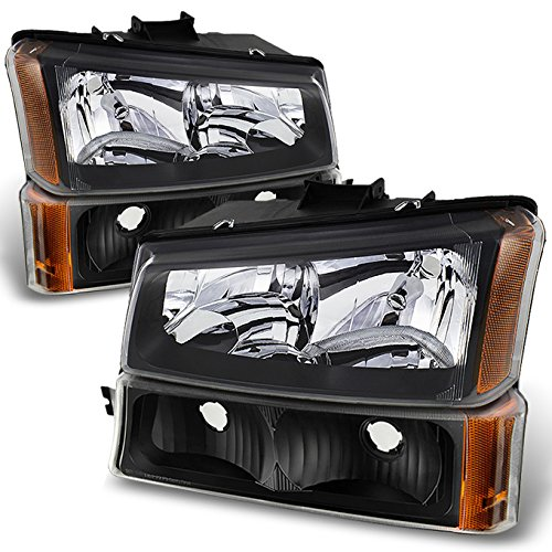 03 Chevy Silverado Pickup Headlight - 7