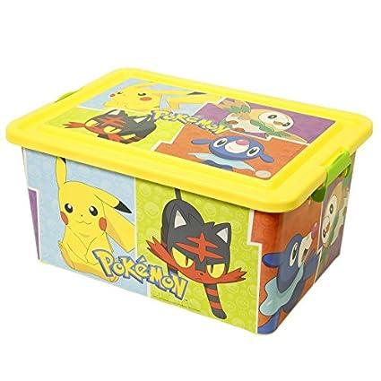 Stor Caja DE ORDENACIÓN 23 L. Pokemon