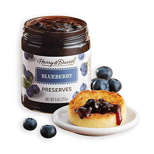Harry & David Blueberry Preserves, 11.5 Ounces
