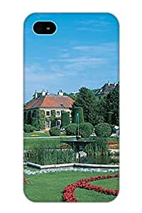 CmynEU-5740-gVNbI Case Cover Protector Series For Iphone 4/4s Schonbrunn Palace Vienna Austria Case For Lovers