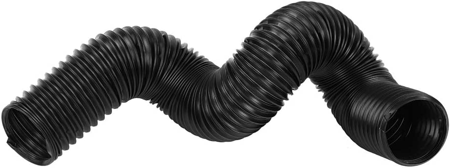 2.5 Inch Car Cooling Extendable Cold Air Intake Flexible Hose Pipe Tube 63mm