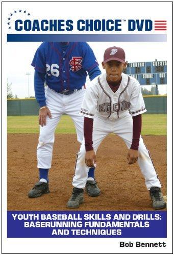 Youth Baseball Skills and Drills: Baserunning Fundamentals and Techniques by Bob ()
